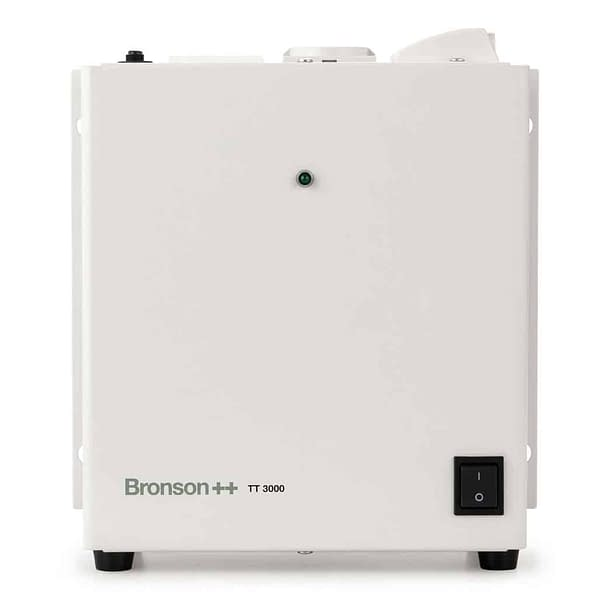 Bronson TT isolation transformer from side with power switch
